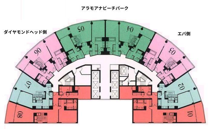Nuru Tower Floor Plan
