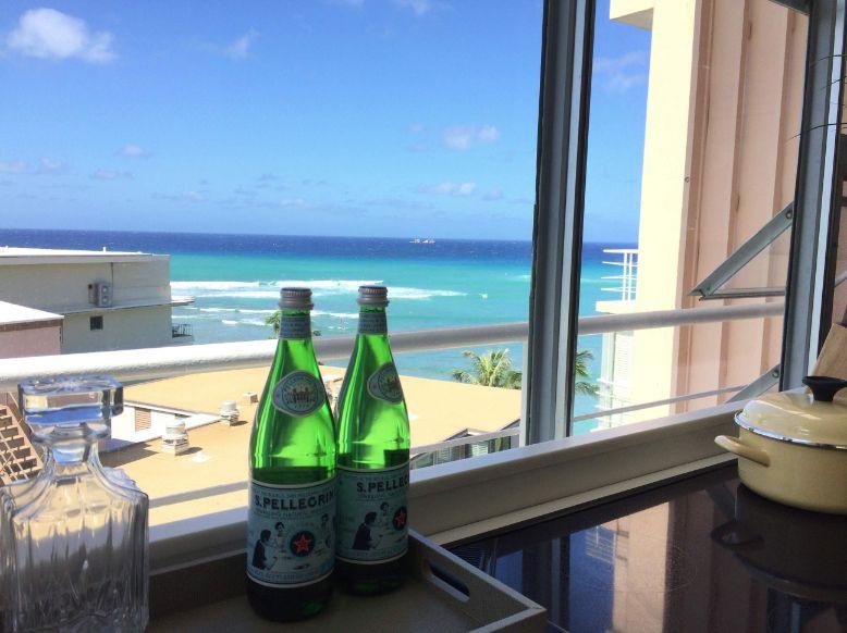 Ocean View Kitchen in Hawaii