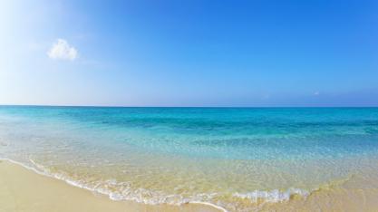 ハワイの海 イメージ